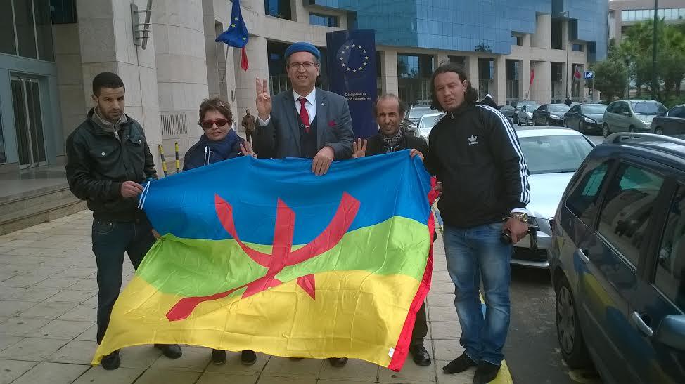 'التجمع العالمي الأمازيغي' يُطالب بإقالة الحليمي بعد إهماله للغة الأم في إحصاء المغاربة